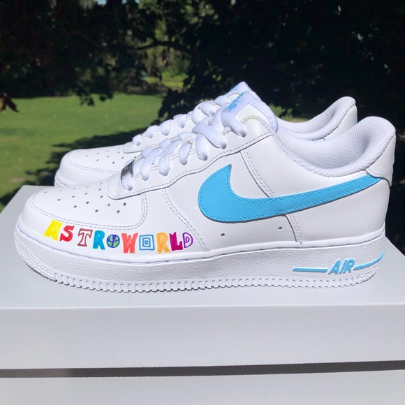 Nike Shoes | Astroworld Nike Air Force